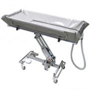 Reval Crystal Shower Trolley
