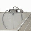 Ropox Height Adjustable Bathtub