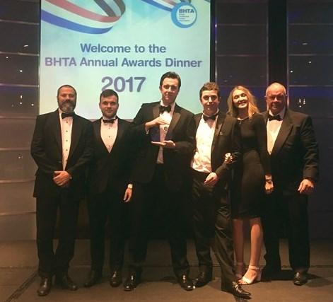 Guldmann BHTA Award-2017
