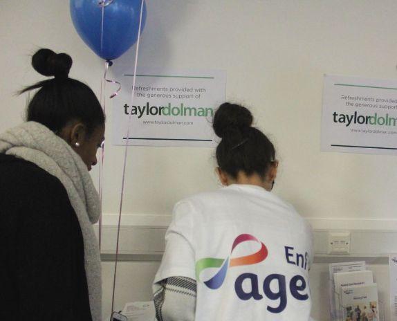 Age UK sponsorship